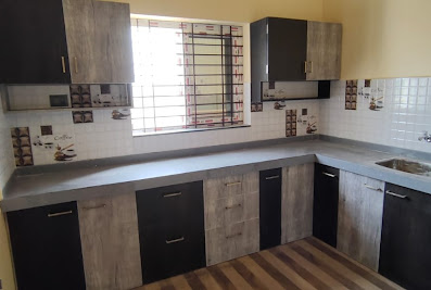 FIBER ZONE Modular Kitchen And Interior Service Provider (REAL PLAST)Durgapur