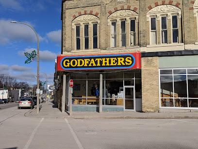 Godfathers Pizza - Clinton