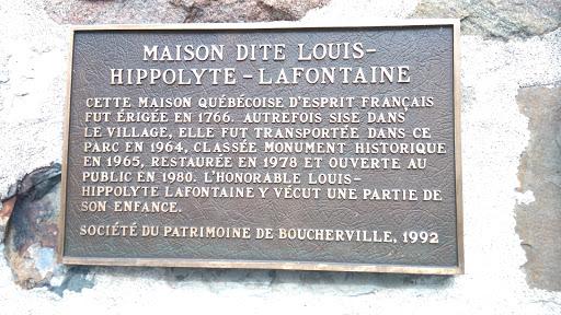 Museum Maison dite Louis-Hippolyte-La Fontaine in Boucherville (QC) | CanaGuide