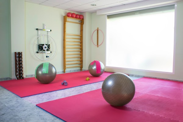 Centro de Fisioterapia y Osteopatía Casado Nájera