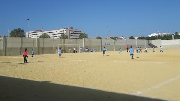 Campo De Futbol CD Perez Cubillas