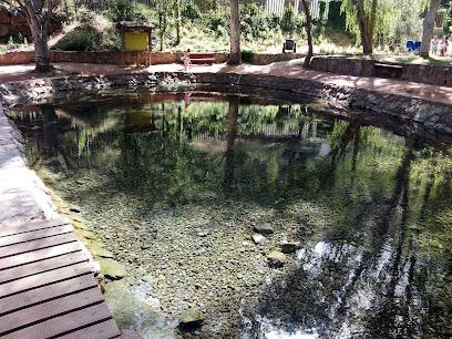 Nacimiento del Río San Juan
