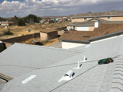 F. R. Inc. Roof Removal in Riverside, California