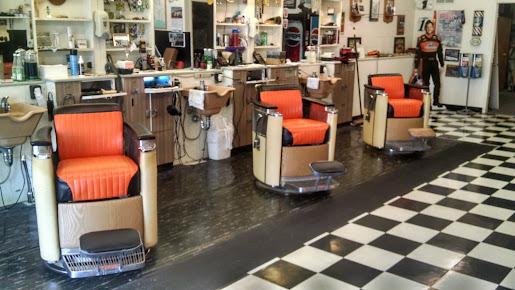 Burks Barber Shop