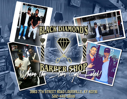 Black Diamonds Barber Shop