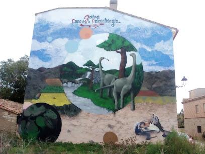 Museo Paleontologico de Galve