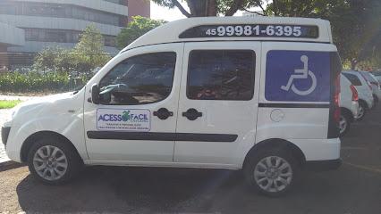 ACESSO FACIL CASCAVEL - Transporte Cadeirantes