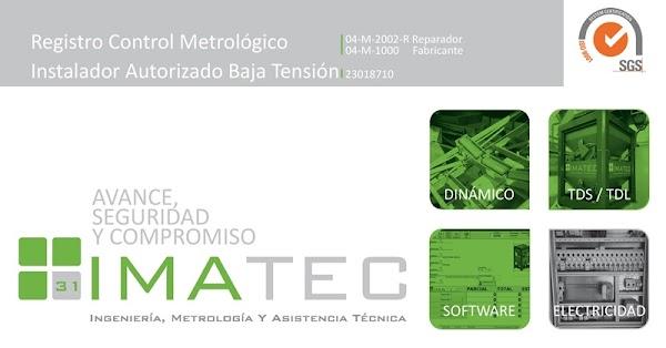 INGENIERÍA, METROLOGÍA Y ASISTENCIA TÉCNICA, S.L.L.