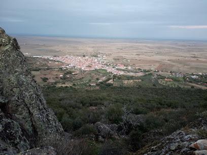 Ermita de San Miguel (Ruinas)