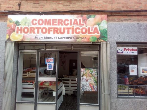 Fruteria Juan Manuel Cuevas