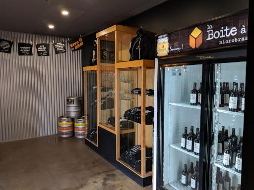 Brasserie Boite à Malt (usine/salon/boutique) à Saint-Flavien (QC) | CanaGuide