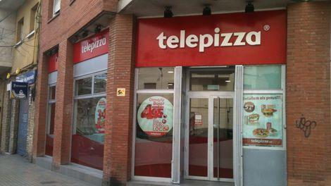 Telepizza Carrer de la Riera Blanca, 112, 08903 L'Hospitalet de Llobregat, Barcelona