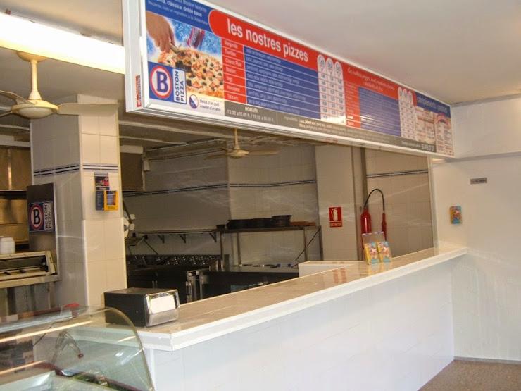 Boston Pizza Numancia Carrer de Numància, 94, 08029 Barcelona