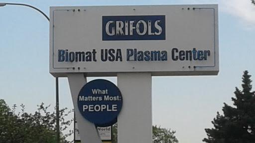 Biomat USA, 8800 W Colfax Ave, Lakewood, CO 80215, Blood Donation Center