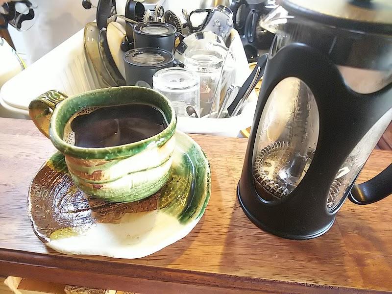 コーヒーブラックバード