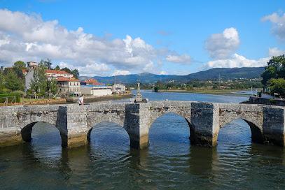 Puente románico de Ramallosa