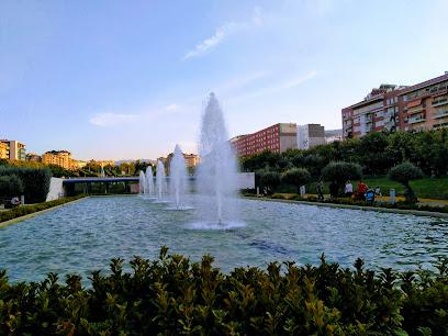 Andrés de Vandelvira Park