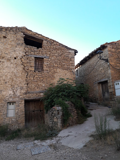 Iglesia primitiva de Saranyana, Ruinas
