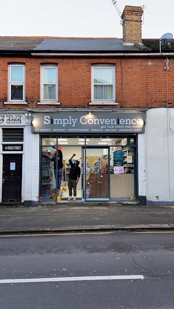Simply Convenience