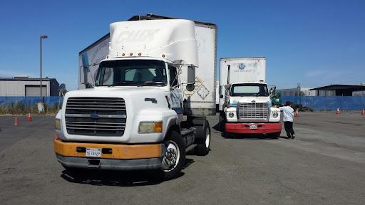 National Truck And Bus Driving School, 24951 Huntwood Ave, Hayward, CA 94544, Driving School