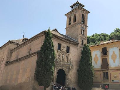 Church of San Gil y Santa Ana, Granada
