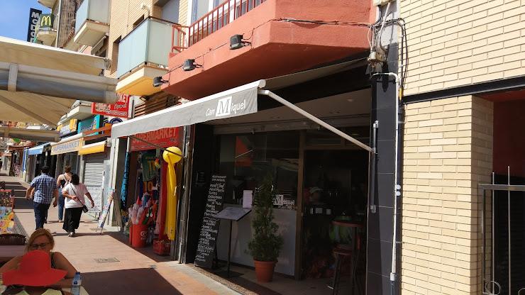 Restaurant Can Miquel Riera de Capaspre, 4, 08370 Calella, Barcelona