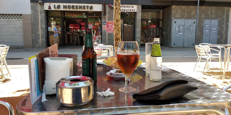 Cafetería Restaurant La Moreneta Carrer de la Moreneta, 47, 17190 Salt, Girona