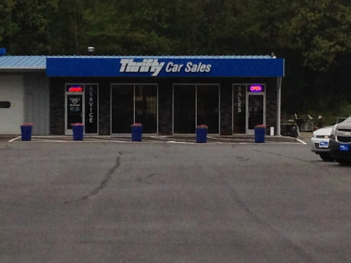 Car Dealer «Thrifty Car Sales of Franklin», reviews and photos, 114 CT-32 A, North Franklin, CT 06254, USA