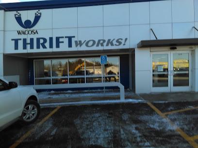 Thrift store ThriftWorks!