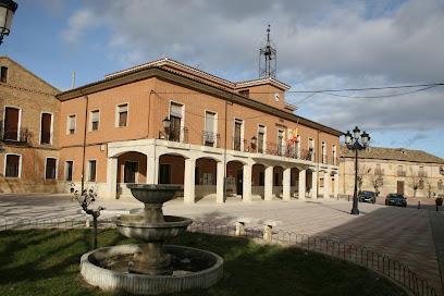 Ayuntamiento de Fuentes de Nava