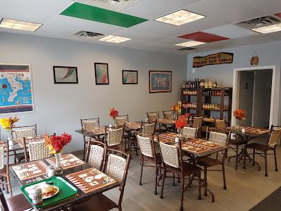 The Italian Hot Table