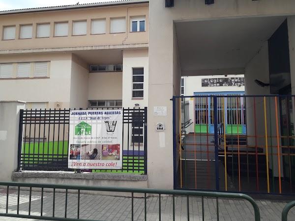 Colegio Público Juan de Yepes