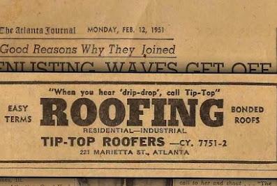 Tip Top Roofers, Inc.