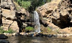 Adams Canyon Lower Falls