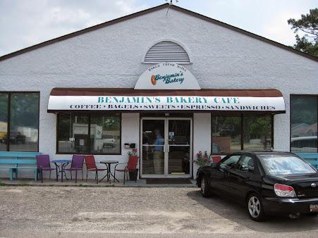 Benjamin's Bakery Cafe & Coffee Roasters