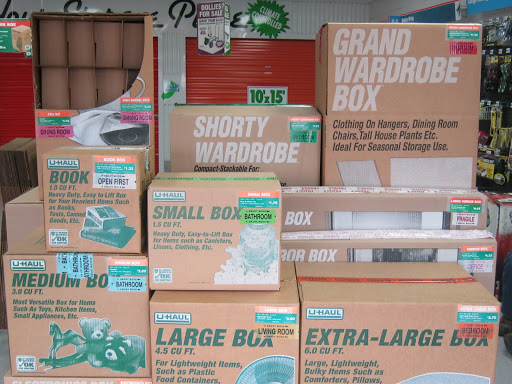 Truck Rental Agency «U-Haul Moving & Storage of Woodlake», reviews and photos