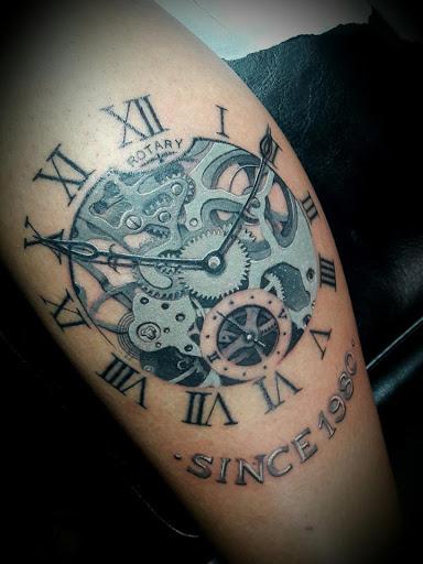 Nivida Tattoo