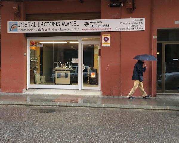 Installacions Manel