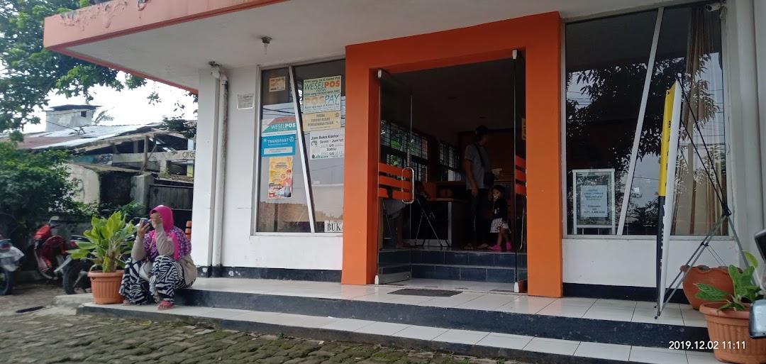 Kantor Pos Ciampea Di Kota Bogor