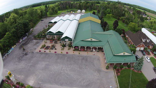 Garden center Van Belle Flowers, Greenhouses & Garden Centre - Courtice Location in Bowmanville (ON)   LiveWay