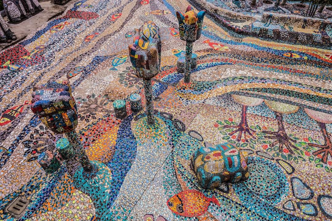 Mosaico di Andreina