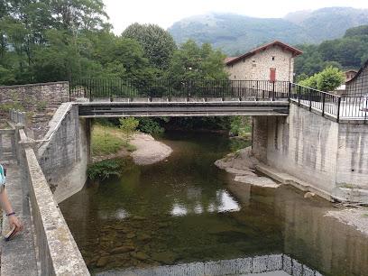 Camino del Agua Santesteban
