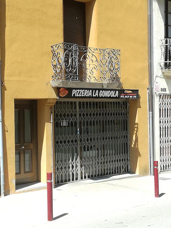 Pizzería La Gondola Carrer Major, 58, 08551 Tona, Barcelona