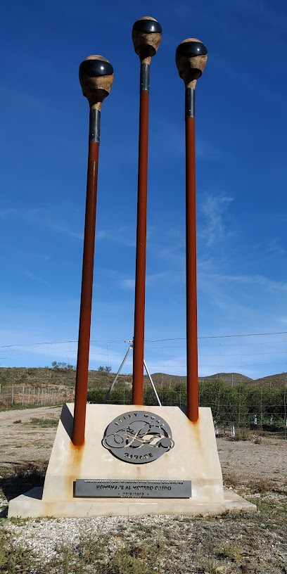 Monumento al motero caído