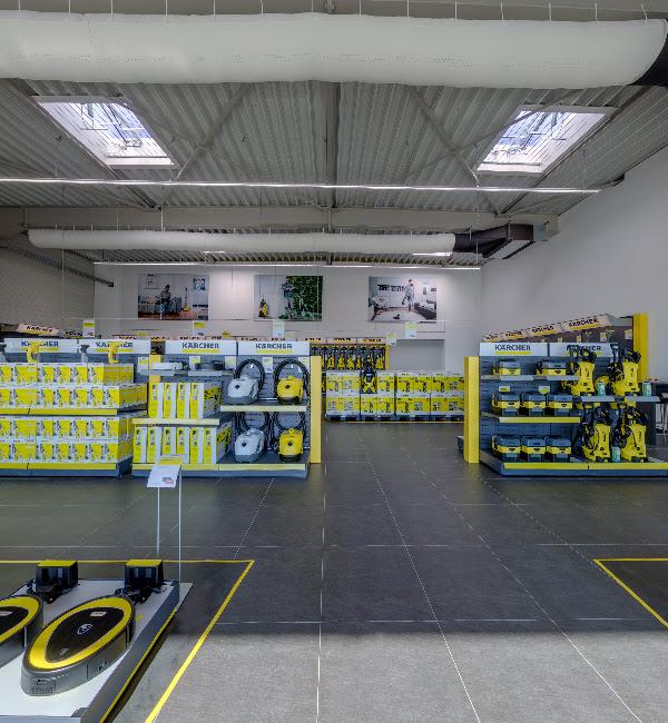 Kärcher Factory Outlet Winnenden
