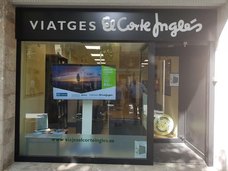 Viajes El Corte Ingles Via de Massagué, 48, 08202 Sabadell, Barcelona