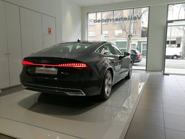 Audi Retail Madrid S.A.