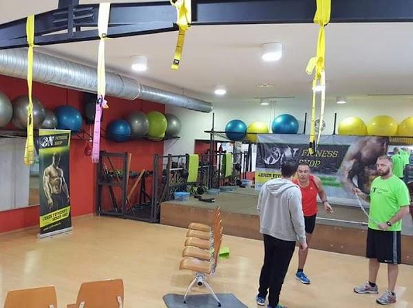 Santas Gym