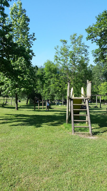 recreational area the Llosalín