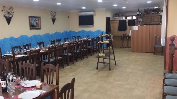 Catering en Segovia Esgo y Meson Restaurante Esgo